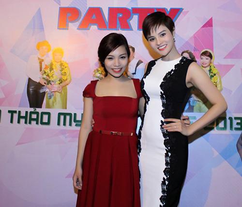 Quán quân The Voice 2013 mở tiệc lớn - 1