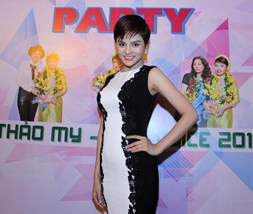 Quán quân The Voice 2013 mở tiệc lớn - 6