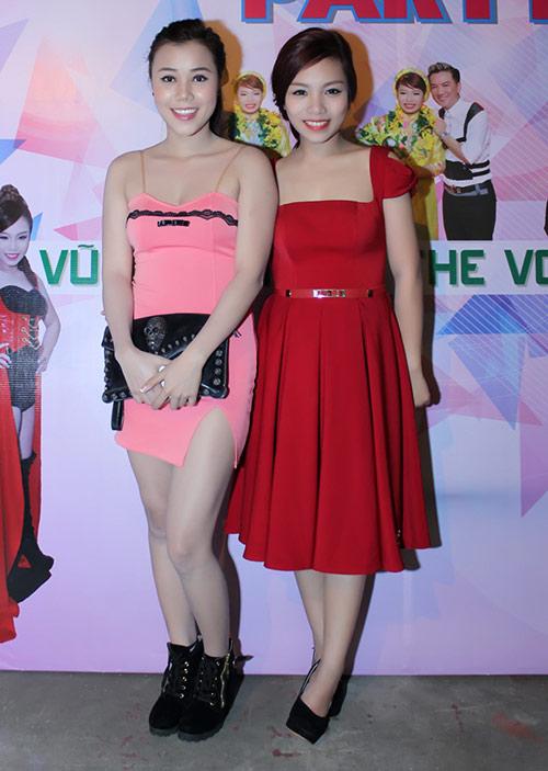 Quán quân The Voice 2013 mở tiệc lớn - 10