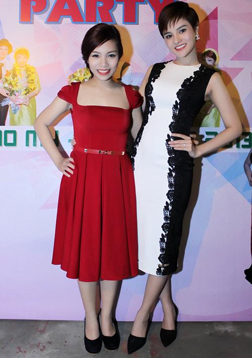 Quán quân The Voice 2013 mở tiệc lớn - 2