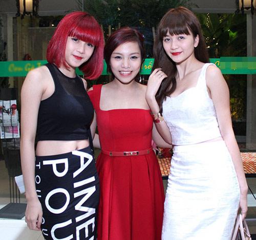Quán quân The Voice 2013 mở tiệc lớn - 13