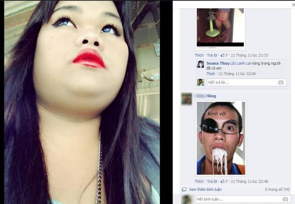 Lời khiếm nhã của fan Việt trên mạng xã hội - 2