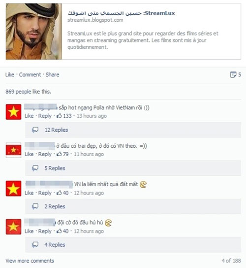 Lời khiếm nhã của fan Việt trên mạng xã hội - 4