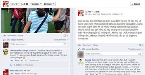 Lời khiếm nhã của fan Việt trên mạng xã hội - 6