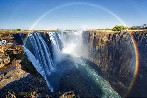 Những thác nước thần tiên nơi 'hạ giới' - 1