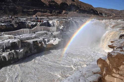Những thác nước thần tiên nơi 'hạ giới' - 3