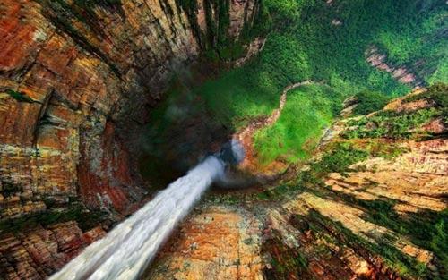 Những thác nước thần tiên nơi 'hạ giới' - 5