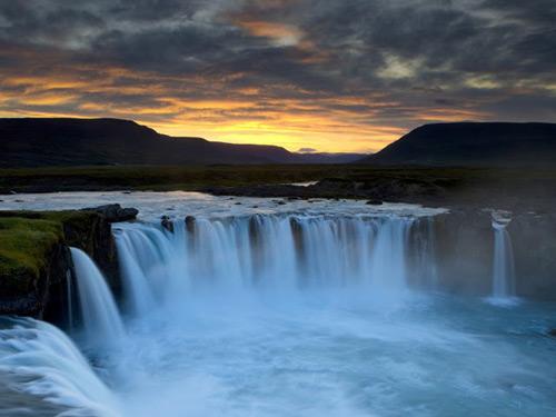 Những thác nước thần tiên nơi 'hạ giới' - 8