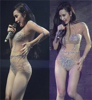 """2013: """"Bội thu"""" scandal của hot girl Việt - 2"""