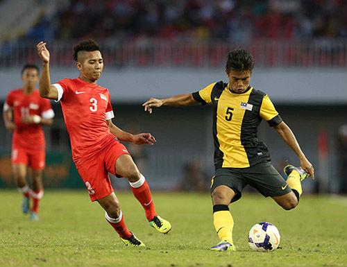 U23 Malaysia - U23 Singapore: Vì danh dự - 1