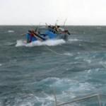 Tin tức trong ngày - Chưa thể tiếp cận 9 ngư dân gặp nạn ở Trường Sa