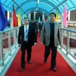 Tin tức trong ngày - BT Thăng và cầu vượt xây siêu nhanh trong ga HN