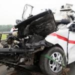Tin tức trong ngày - Hãi hùng lời kể nạn nhân vụ xe cấp cứu đâm xe tải