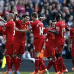 Bóng đá - Liverpool phối hợp tuyệt đỉnh ghi bàn