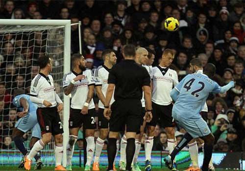 Fulham - Man City: Kịch tính từng phút - 1