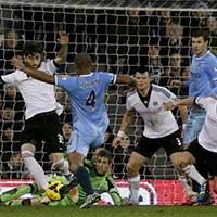 Fulham - Man City: Kịch tính từng phút
