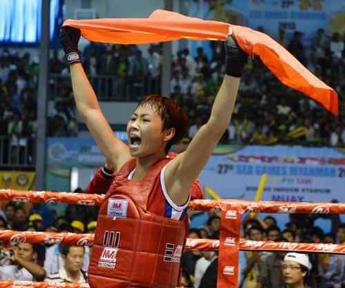 Nhìn lại ngày Vàng 21/12 của Thể thao Việt Nam - 1