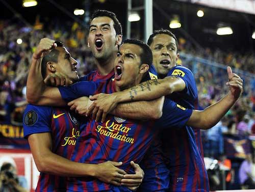 Getafe – Barca: Sống không Messi, Neymar - 2