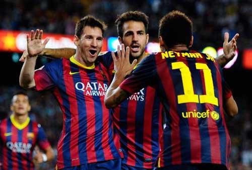 Getafe – Barca: Sống không Messi, Neymar - 1