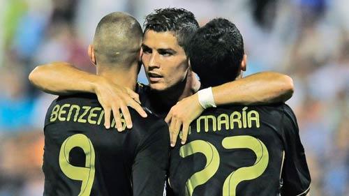Valencia – Real: Lấy công bù thủ - 1