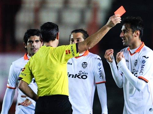 Valencia – Real: Lấy công bù thủ - 2