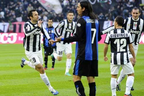 Atalanta–Juventus: Khởi động trước đại chiến - 2