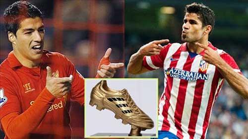 """Suarez-Costa """"thách thức"""" Ronaldo-Messi - 2"""