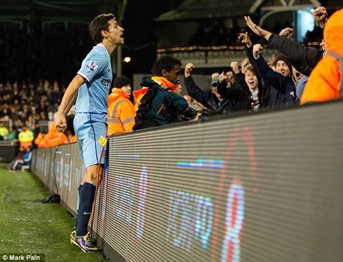 Man City: Sợ gì không đôi công với Barca - 2