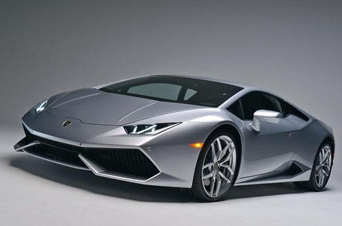 Lamborghini Huracan chính thức trình làng - 1