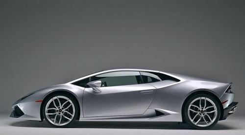 Lamborghini Huracan chính thức trình làng - 2