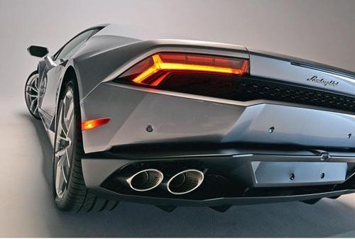 Lamborghini Huracan chính thức trình làng - 3