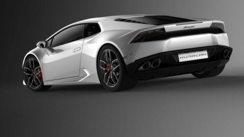 Lamborghini Huracan chính thức trình làng - 4