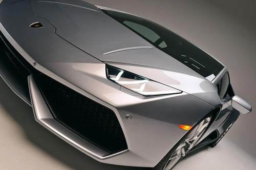 Lamborghini Huracan chính thức trình làng - 7