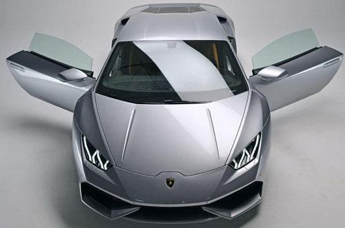 Lamborghini Huracan chính thức trình làng - 8