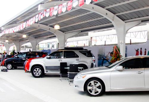 Thuế nhập khẩu xe hơi từ ASEAN giảm còn 50% - 1