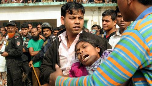 Hỏa hoạn 112 người chết ở Bangladesh: Truy tố 13 người - 2