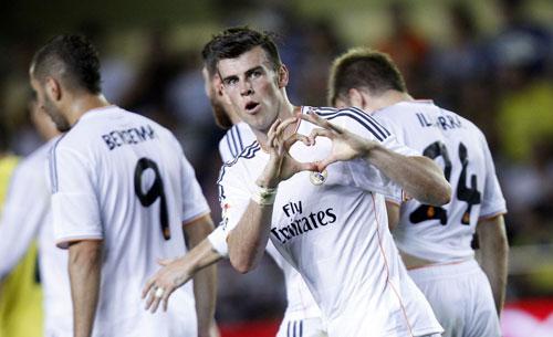 Gareth Bale kể về cuộc sống ở Madrid - 1
