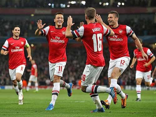 Arsenal- Chelsea: Số 1 và hơn thế nữa - 1