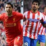 """Bóng đá - Suarez-Costa """"thách thức"""" Ronaldo-Messi"""