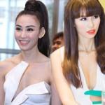 """Thời trang - Kiều nữ Việt khoe ngực """"tưng bừng"""" tuần qua"""