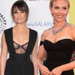Thời trang - Top váy đen đẹp khó cưỡng trên thảm đỏ 2013