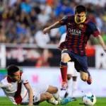 Bóng đá - Messi gia nhập Man City mùa tới
