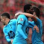 Bóng đá - Southampton-Tottenham: Rượt đuổi ngoạn mục