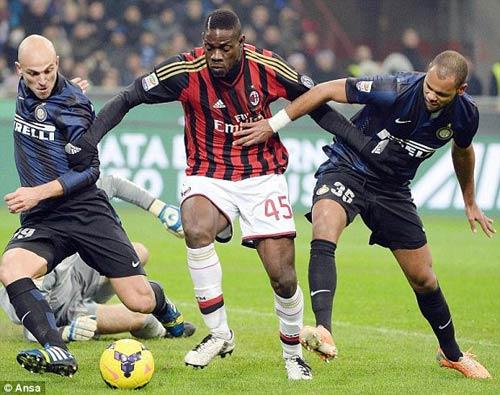 Inter - Milan: Bàn thắng kinh điển - 1