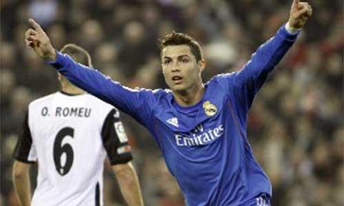 Valencia - Real: Kịch tính cao độ - 1