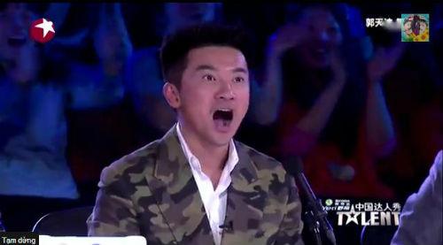 """Kinh ngạc múa """"ảo thuật"""" China Got Talent - 6"""