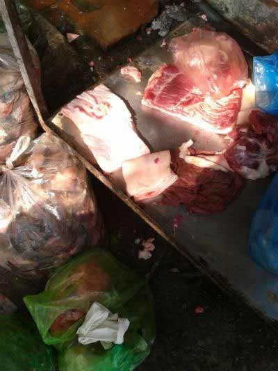 Thực phẩm tại chợ đầu mối: Thách thức sức khỏe - 4