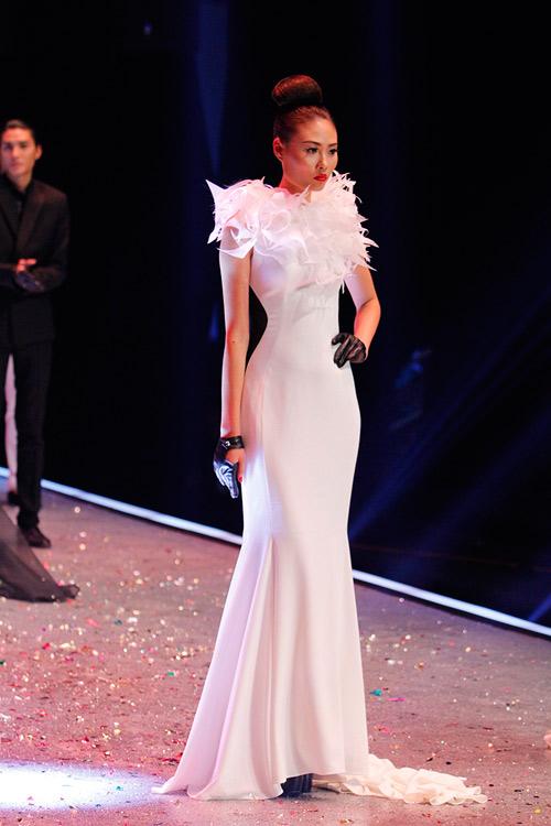 Dàn Top Model hội ngộ trong đêm chung kết - 4
