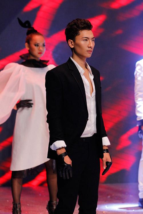 Dàn Top Model hội ngộ trong đêm chung kết - 8