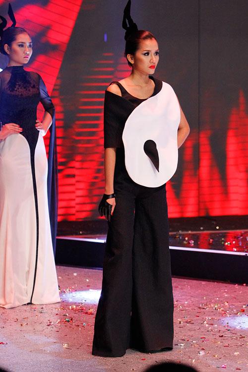 Dàn Top Model hội ngộ trong đêm chung kết - 9